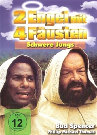 Poster of Zwei Engel mit vier Fäusten