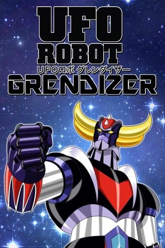 Poster UFO Robot Grendizer