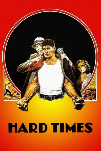 Hard Times (1975) - poster