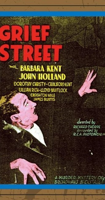 Poster of Grief Street