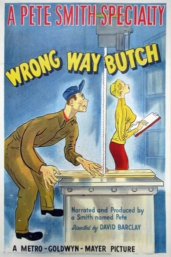 Wrong Way Butch Movie Poster
