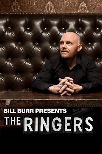 Poster of Bill Burr Presents: The Ringers