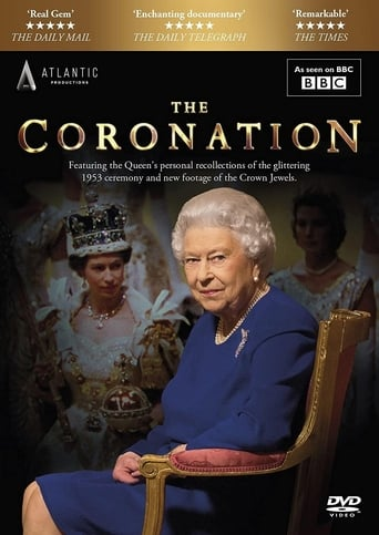 Poster of The Coronation