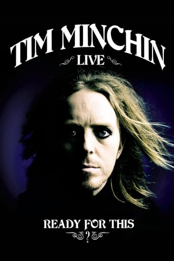 Poster of Tim Minchin, Live: Ready For This?