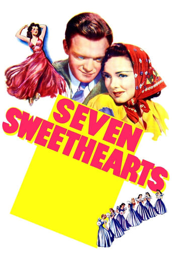 Poster of Seven Sweethearts