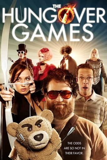 Poster of The Hungover Games