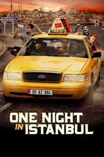Poster of One Night in Istanbul
