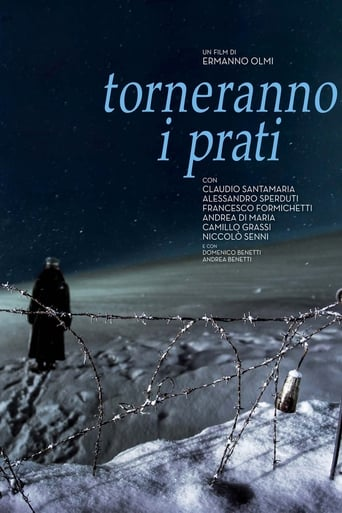 Poster of Torneranno i prati