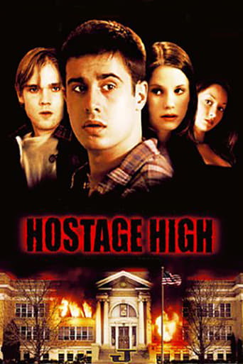 Poster of Hostage High