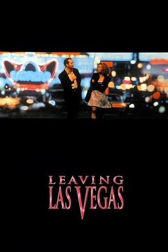 Leaving Las Vegas (1995) - poster