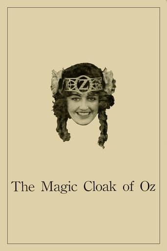 Poster of The Magic Cloak of Oz