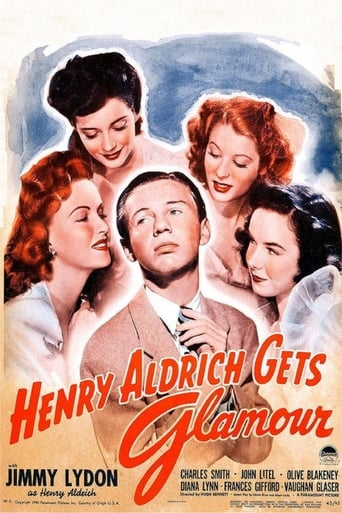 Poster of Henry Aldrich Gets Glamour