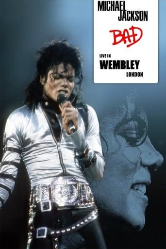 Michael Jackson Bad Tour Live At Wembley Stadium image