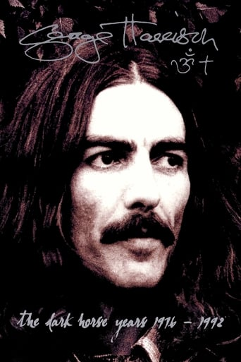 Poster of George Harrison: The Dark Horse Years 1976-1992