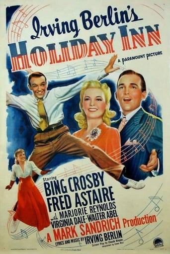 Holiday Inn (1942) - poster