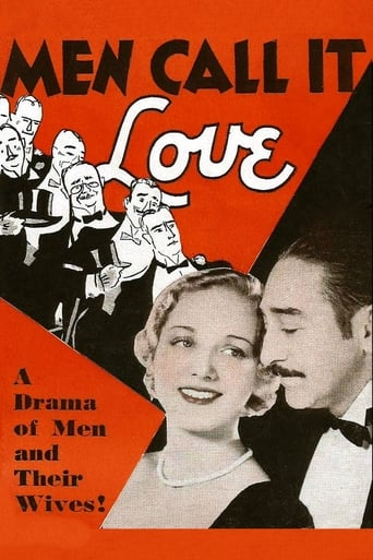 Men Call It Love Movie Poster