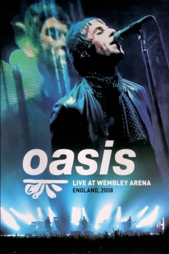 Oasis - Live at Wembley Arena