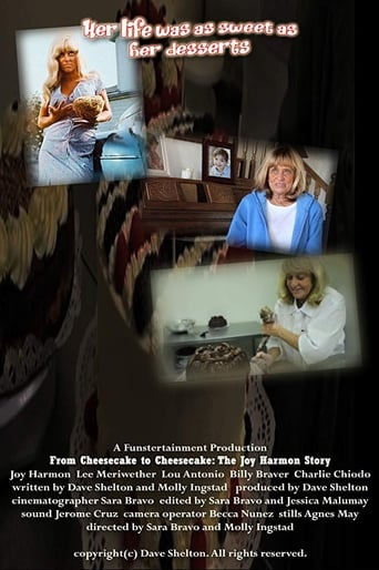 Poster of From Cheesecake to Cheesecake: The Joy Harmon Story