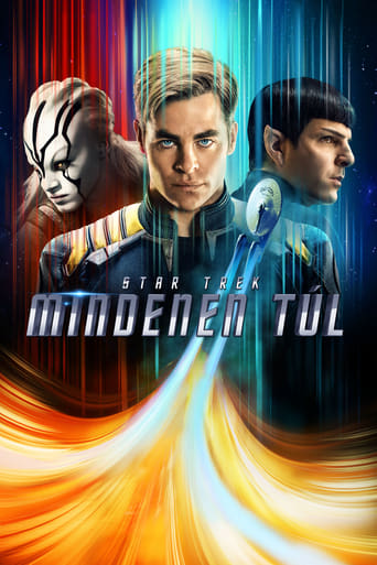 Poster of Star Trek: Mindenen túl