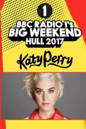 Poster of Katy Perry - BBC Radio 1's Big Weekend 2017