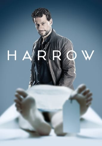 Harrow 2ª Temporada - Poster