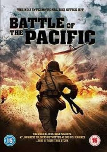 Poster of Battle of the Pacific