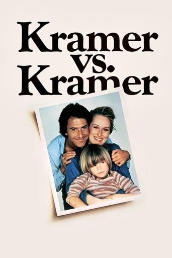 Kramer vs. Kramer (1979) - poster