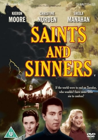 Poster of Saints and Sinners