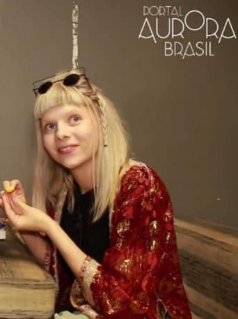 Aurora Provando Doces Brasileiros