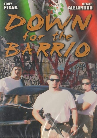 Poster of Down for the Barrio