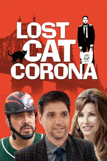 Poster of Lost Cat Corona