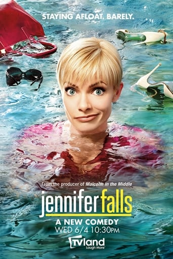 Poster of Jennifer Falls fragman