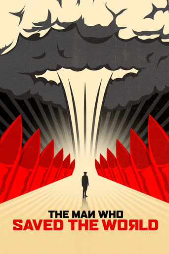 The Man Who Saved the World Poster