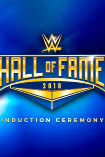 Poster of WWE Hall of Fame 2018