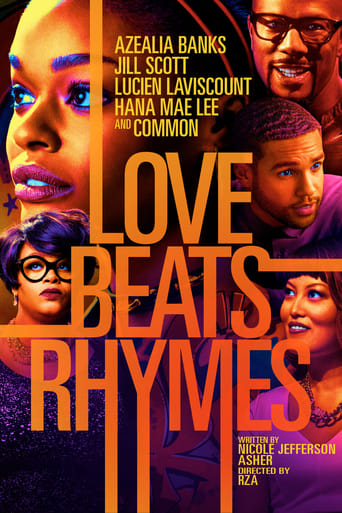 Poster of Love Beats Rhymes