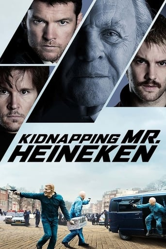 Poster of Kidnapping Mr. Heineken