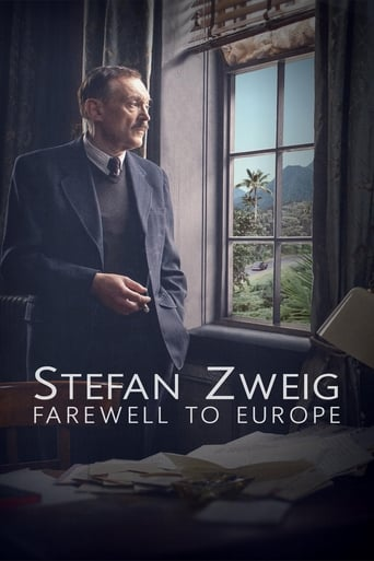 Poster of Stefan Zweig: Farewell to Europe