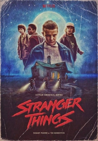 Poster of Stranger Things Part 1