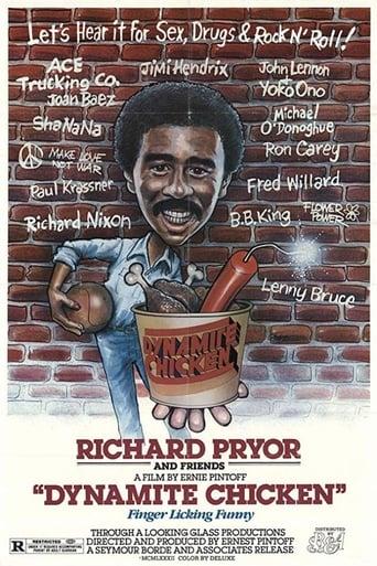 Poster of Dynamite Chicken