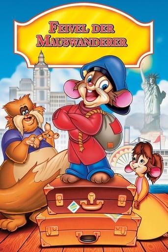 Feivel der Mauswanderer - Drama / 1987 / ab 6 Jahre