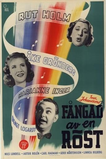 Poster of Fångad av en röst