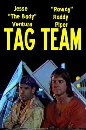 Poster of Tagteam
