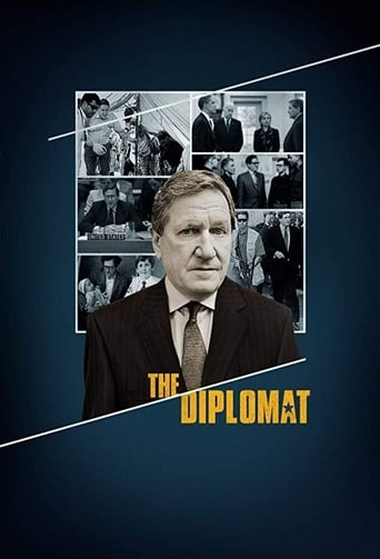 Poster of The Diplomat