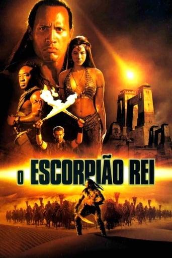 O Escorpião Rei - Poster