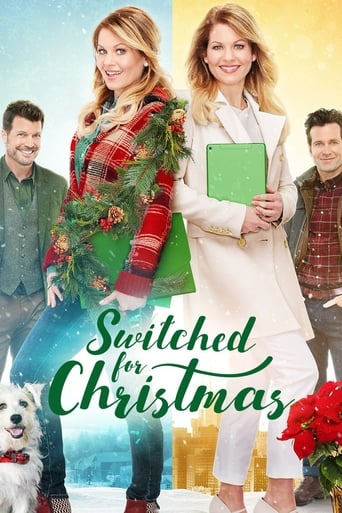 Poster of Switched for Christmas