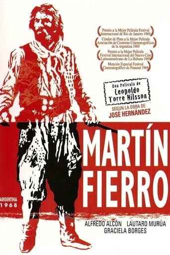 Poster of Martín Fierro