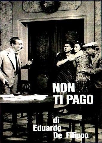 Poster of Non ti pago