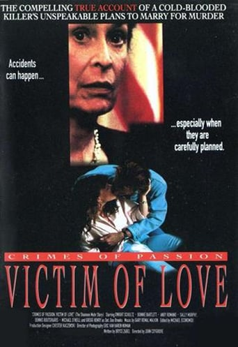 Poster of Victim of Love: The Shannon Mohr Story