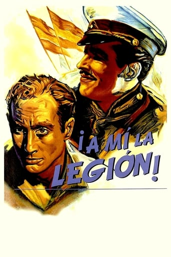 Poster of Follow the Legion!