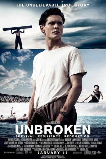 Poster of The Unbroken
